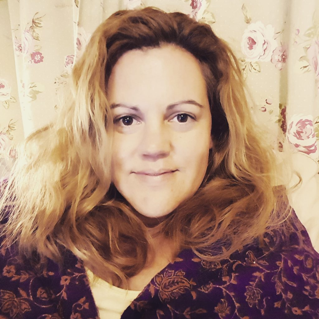 Samantha Brightwell - how writing lifted me out of depression
